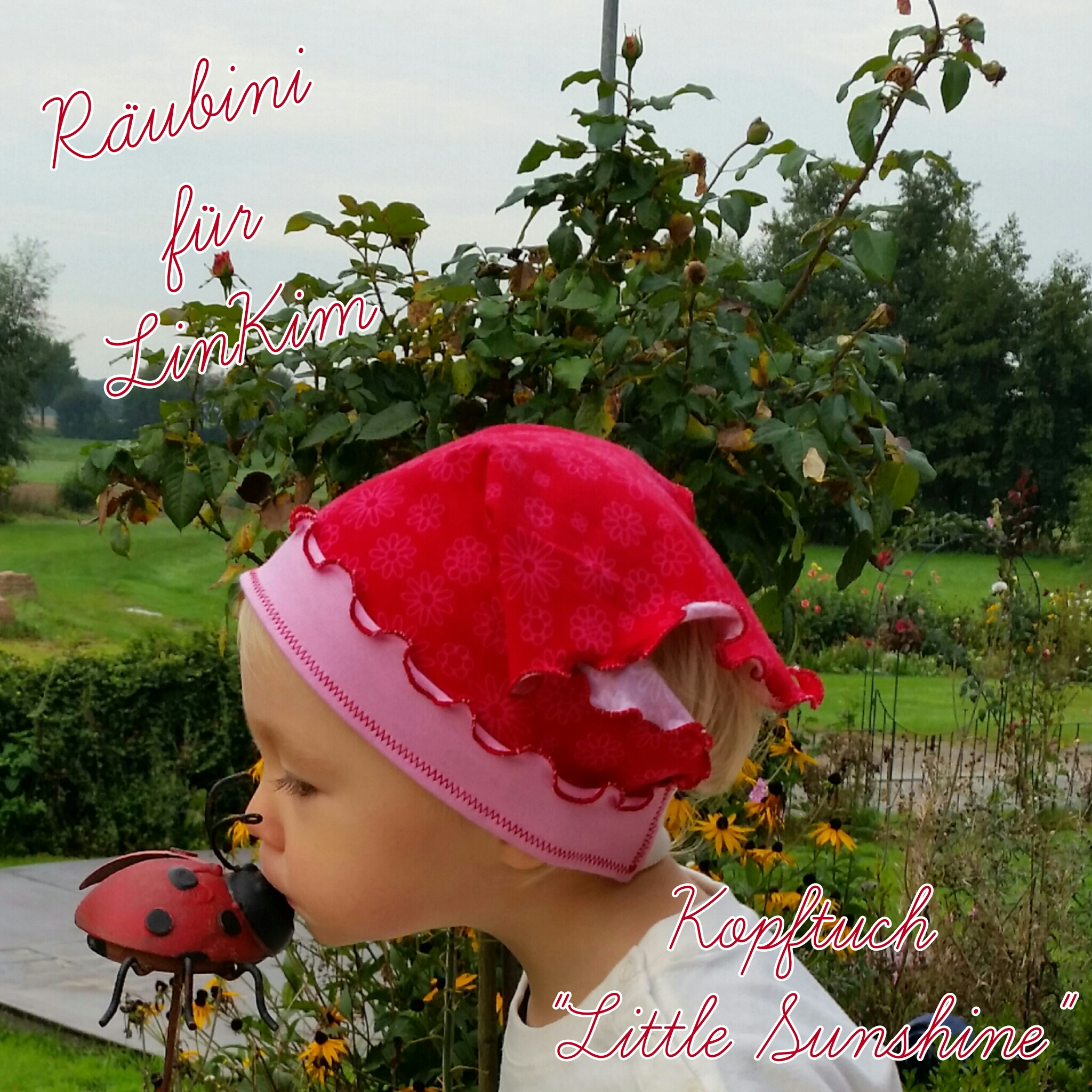 Freebook Little Sunshine – Freebooks & Anleitungen by Lin-Kim